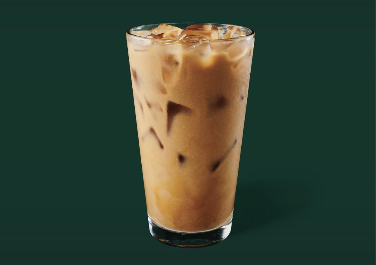 ข้อมูลโภชนาการ แคลอรี่ ไอซ์-คาเฟ่-ลาเต้-iced-caffe-latte