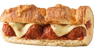 แซนวิช-มีทบอล-meatball-marinara-sandwich
