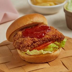 ข้อมูลโภชนาการ แคลอรี่ คริสปี้-ชิกเก้น-เบอร์เกอร์-crispy-chicken-burger