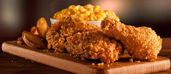 ไก่กรอบฮอตแอนด์สไปซี่--น่อง--hot--and--spicy-fried-chicken--drumstick-