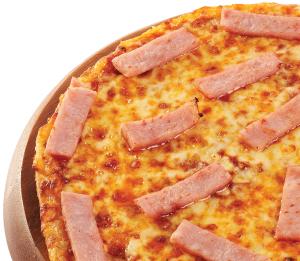 ข้อมูลโภชนาการ แคลอรี่ พิซซ่า-แฮมแอนด์ชีส-ham-and-chesse-pizza