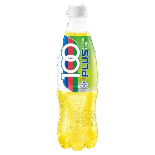 ข้อมูลโภชนาการ แคลอรี่ 100-พลัส-เครื่องดื่มกลิ่นเลมอน