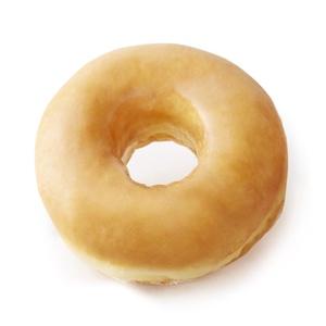โดนัท-เคลือบน้ำตาล-เกลซด์-glazed-donut