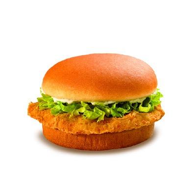 ข้อมูลโภชนาการ แคลอรี่ คลาสสิค-เบอร์เกอร์-classic-chicken