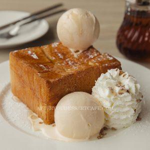 ข้อมูลโภชนาการ แคลอรี่ ฮันนี่โทสต์-honey-toast-