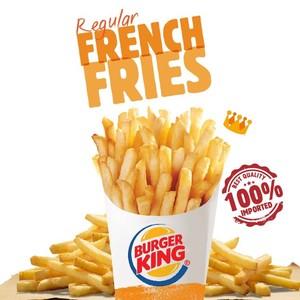 ข้อมูลโภชนาการ แคลอรี่ เฟรนซ์ฟรายส์-french-fries