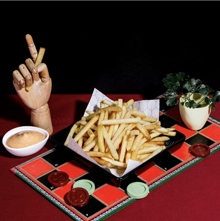 ข้อมูลโภชนาการ แคลอรี่ เฟรนช์ฟรายส์-french-fries