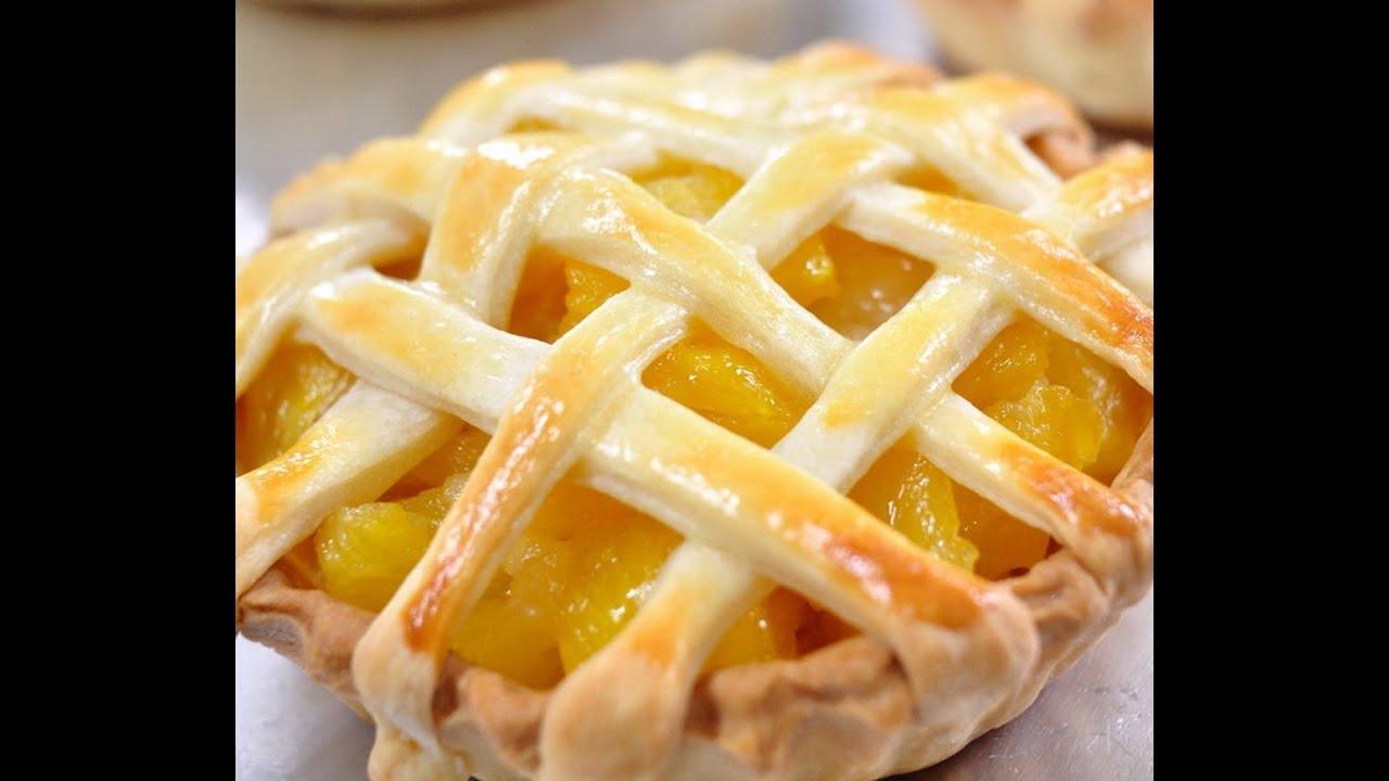 พายสับปะรด-pineapple-pie