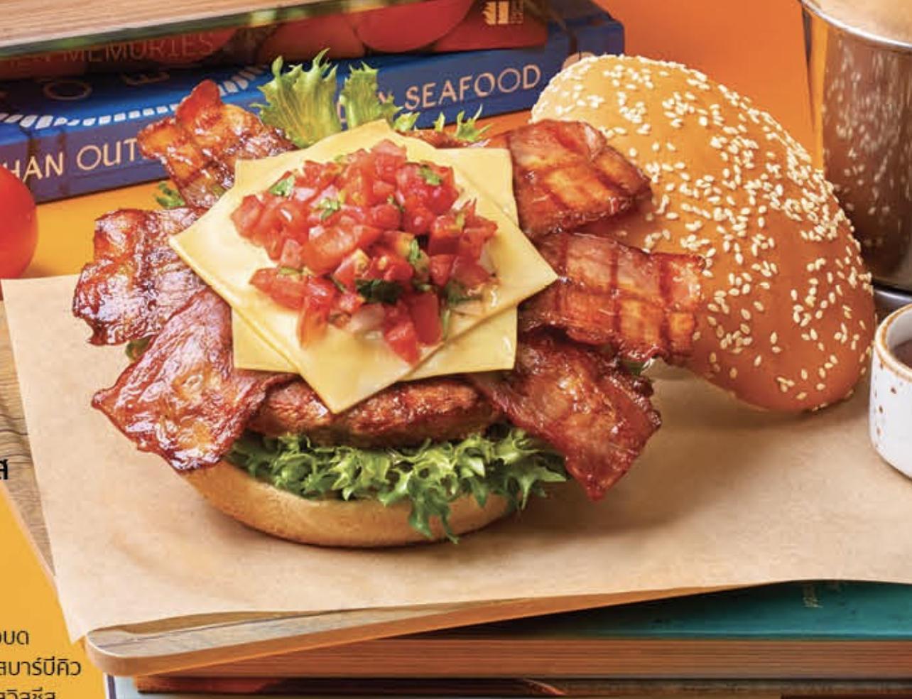 ข้อมูลโภชนาการ แคลอรี่ บาร์บีคิว-เบคอน-ชีส-ดีลักซ์เบอร์เกอ-bbq-bacon-cheese-deluxe-burger