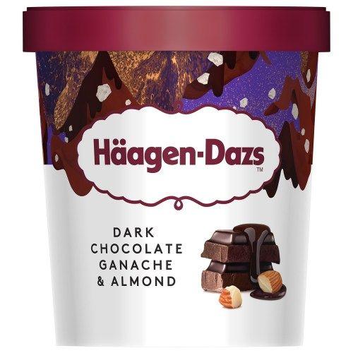 ข้อมูลโภชนาการ แคลอรี่ -ฮาเก้นดาส-ไอศกรีมรสดาร์กช็อกโกแล็ตและอัลมอนด์-haagen-dazs-dark-chocolate-ganache--and--almond