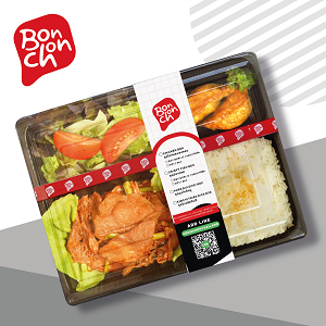 ข้อมูลโภชนาการ แคลอรี่ ชุดข้าวกล่องบุลโกกิหมู-pork-bulgogi-box