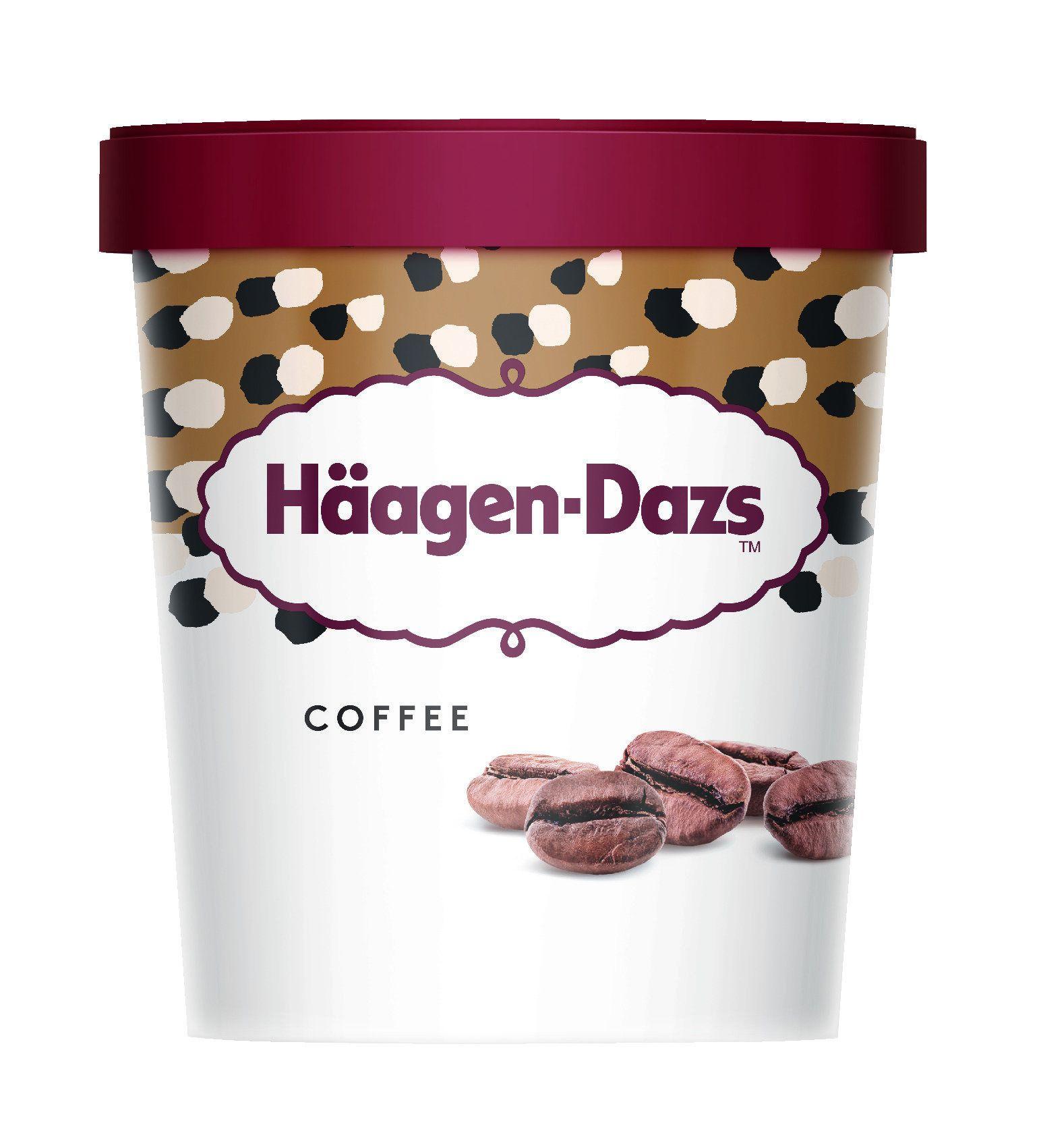 ข้อมูลโภชนาการ แคลอรี่ ฮาเก้นดาส-ไอศกรีมรสกาแฟ-haagen-dazs-coffee